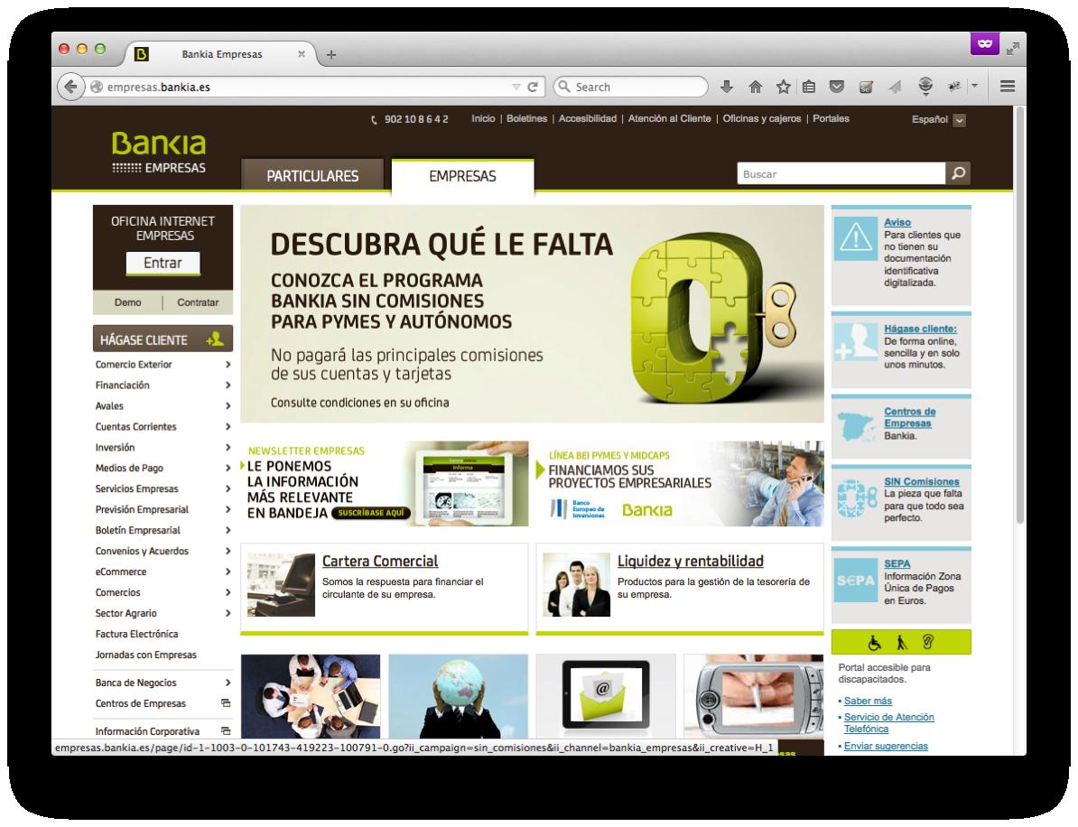 FF Mac Empresas Home